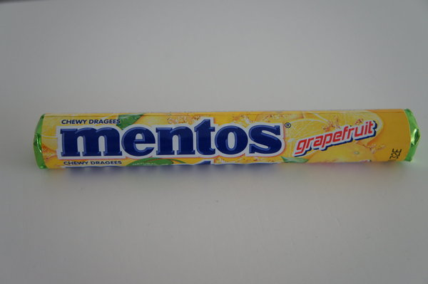 Mentos grapefruit
